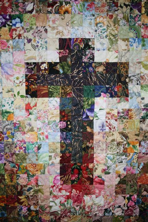 quilt pattern cross cross quilt quilting pinterest