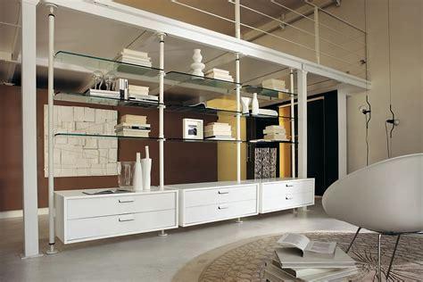 Stunning Minimalist Living Room Wall Unit Systems, Italian