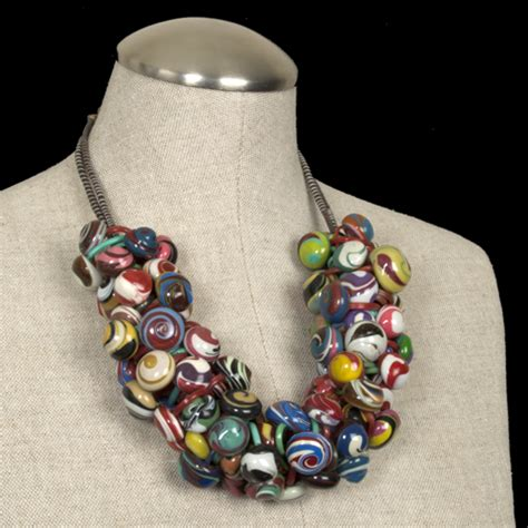 jewelry materials recycled plastic jewelry jenne rayburn
