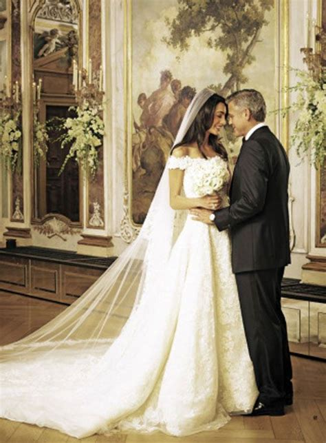 hochzeitskleid amal clooney george clooney amal alamuddin s wedding amal alamuddin