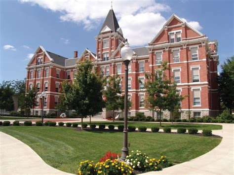 Ohio State Mba Tuition Fees by The Of Findlay Ohio