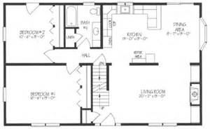 Cape Cod Plans Open Floor by C121021 2 By Hallmark Homes Cape Cod Floorplan