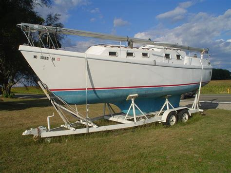 boat trader michigan sailboats 1985 luger voyager sailboat for sale in michigan