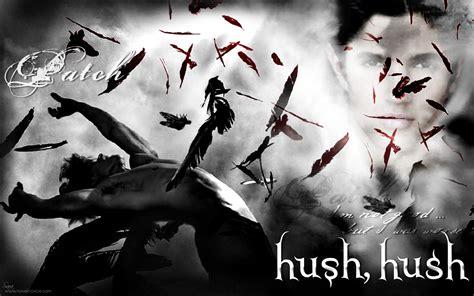 hush hush hush hush by becca fitzpatrick more desktop wallpapers
