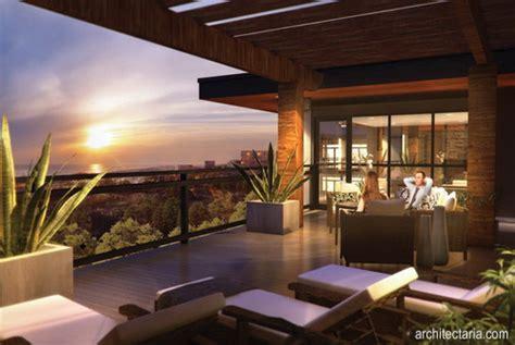 beragam jenis desain rooftop patio pt architectaria