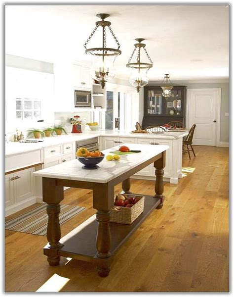 narrow kitchen island ideas kitchen with islands design ideas narrow island