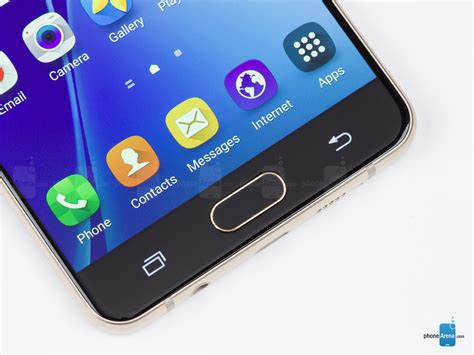 Samsung Galaxy A7 Edition 2016 samsung galaxy a7 2016 edition unboxing and look