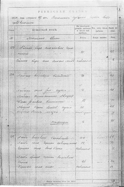 Birth Census Records Zhvil Novohrad Volins Kyy Shtetlinks Jewishgen Org