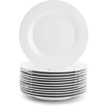 10 strawberry catering pack 10 5 quot white dinner - 100 Ceramic Dinner Plates