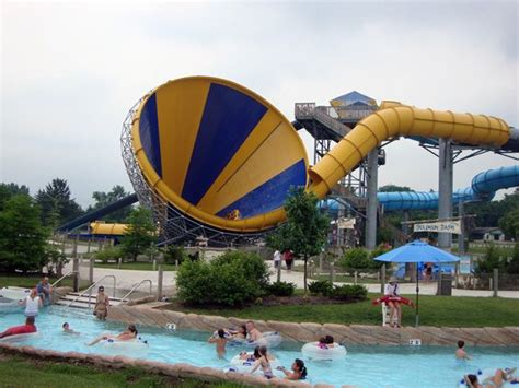 columbus ohio parks on the bone and scary as hell but i survived water park in ohio