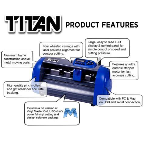 pattern vinyl cutter uscutter table titan 15 quot craft vinyl cutter w