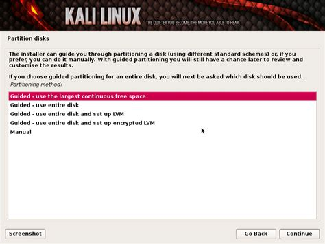 howto lvm linux dual boot kali with windows kali linux