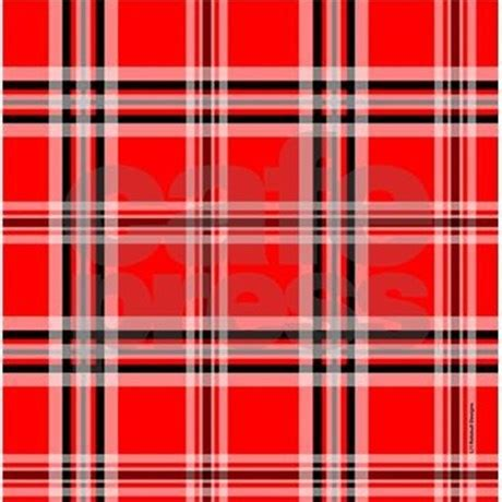 red plaid shower curtain red and black plaid shower curtain by rainbowhot