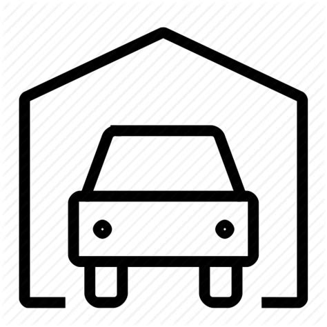 Garage Icon by Car Garage Icon Icon Search Engine