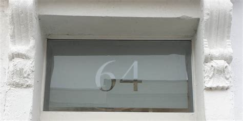 Etched Glass Design Production By Cutlines Glass Bristol Glass Door Numbers