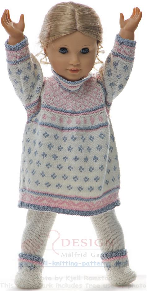knitting pattern dolls clothes knitted doll clothes pattern