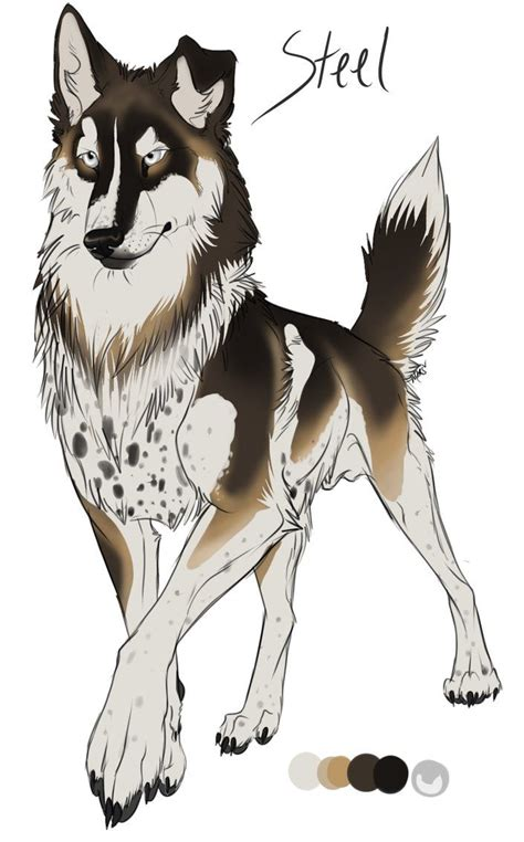 Anime Wolf by Vs Wolf Anime Www Pixshark Images Galleries