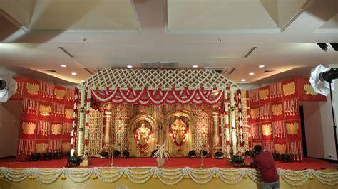 South Indian Mandap Decorations   Chennai