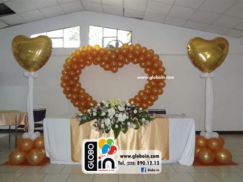 decoracion globos boda con globos para bodas simple adornos con globos para