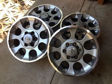Toyota Wheels For Sale For Sale 2011 2012 2013 Toyota Fj Cruiser Tacoma 17