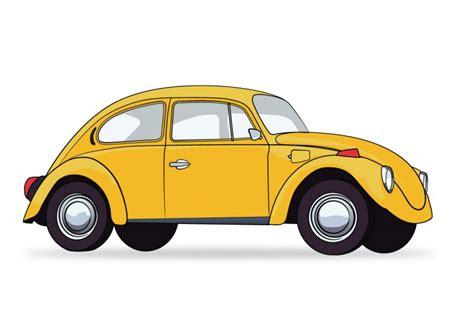 volkswagen bug clip beetle cliparts