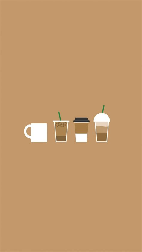 coffee wallpaper for iphone 4 640x1136 coffee illustration iphone 5 wallpaper