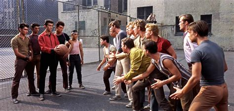 West Side Story 1961 Review And Trailer by West Side Story 1961 Review Basementrejects