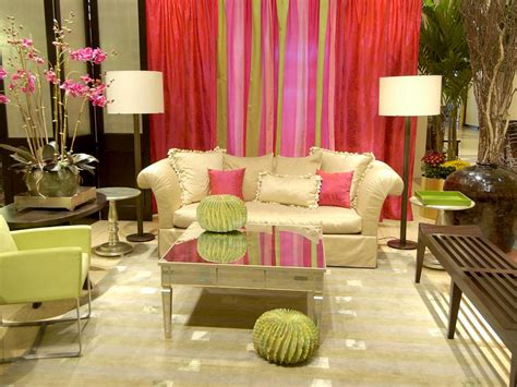 Green And Yellow Curtains Decorating Top 10 Tips For Adding Color To Your Space Hgtv