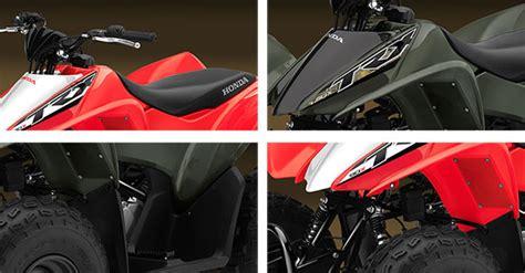 trxx  honda sports quad bike review specs price