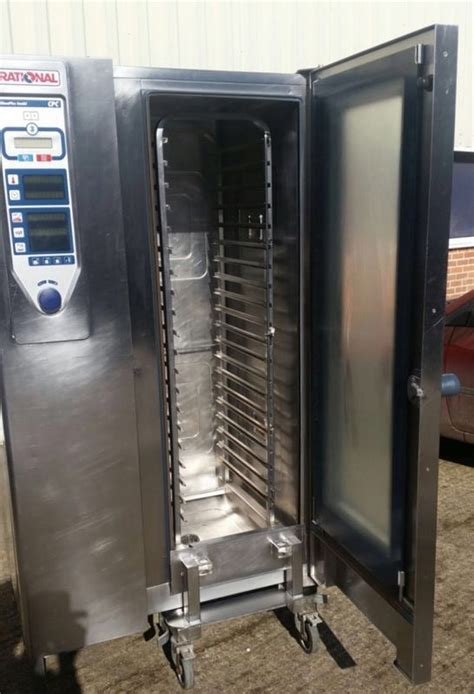 Oven Combi Rational catering equipment rentals combi ovens gas rational