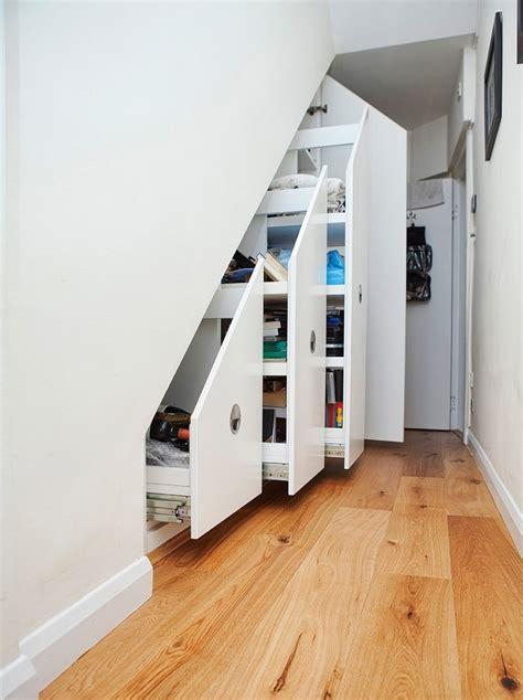 Meubles Sous Escaliers by Rangement Sous Escalier Et Id 233 Es D Am 233 Nagement Alternatif