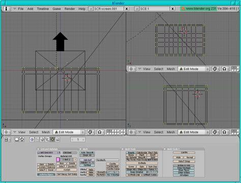 blender deselect tuxgraphics org going 3d with blender modeling a chest