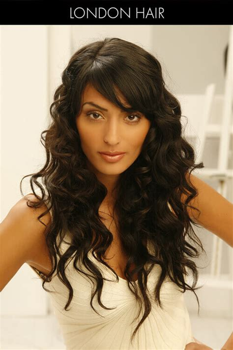 long hairstyles with bangs curly 60 best long hair with bangs for women in 2018