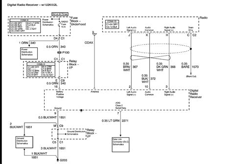 2004 chevy silverado radio wiring diagram