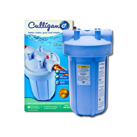 culligan whole house filter hd 950 culligan whole house water filter
