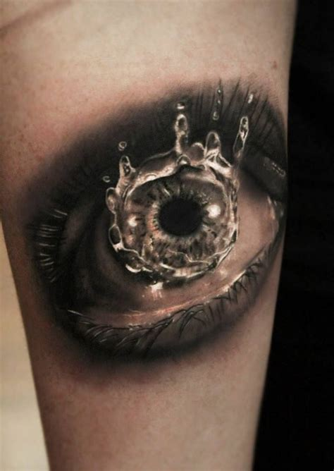 water drop tattoo 25 beautiful water drop tattoos