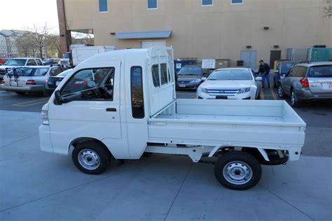 daihatsu extended cab  woodys mini trucks