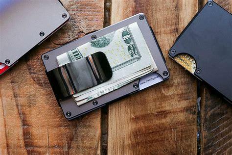 best wallets ridge titanium wallet money clip gearmoose