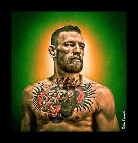 tattoo mcgregor ufc irish legend conor mcgregor if you love mma you ll