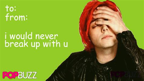 my chemical valentines cards 14 crappy s day cards to send to your one true