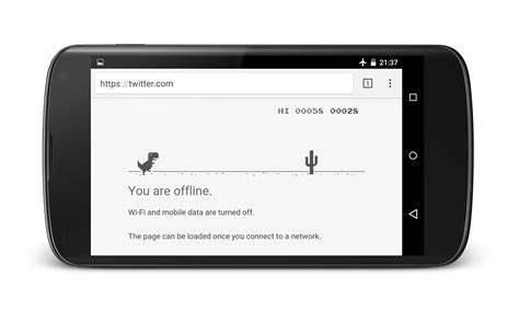 chrome game offline the offline dinosaur in google chrome is actually a game