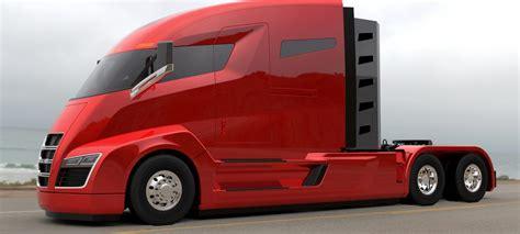 nikola electric semi truck 2021 archives the fast lane truck
