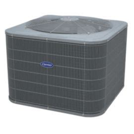 carrier 174 comfort 4 ton 16 seer residential air conditioner condensing unit carrier hvac