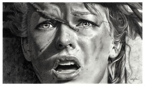 imagenes de retratos realistas consejo para lograr dibujos realistas taringa