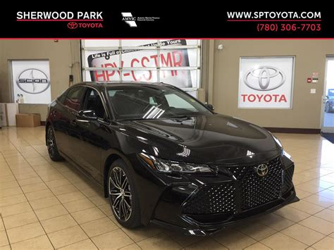 2019 toyota avalon xse new 2019 toyota avalon xse 4 door car in sherwood park ab