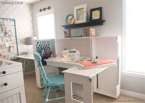 sewing desk on sewing room furniture sewing