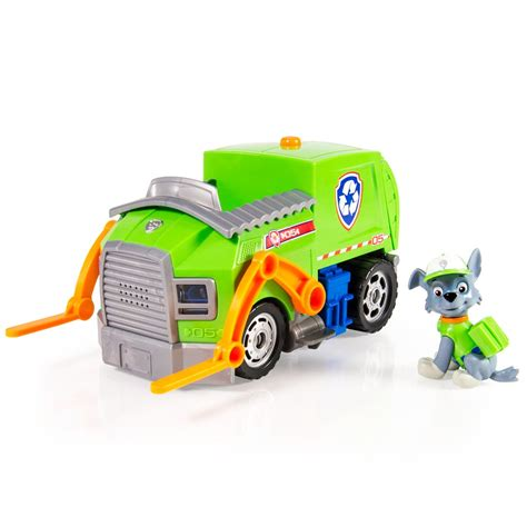 paw patrol lights and sounds spin master paw patrol rocky s lights and sounds