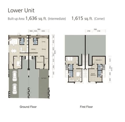 wellesley floor plans review for sunway wellesley bukit mertajam propsocial