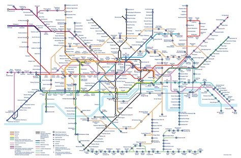 what the tube map will look like in 2015 with the new overground extension now here this