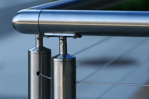 Stainless Steel Handrail Systems Cable Railing Systems Stainless Steel Railing